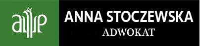 Adwokat Anna Stoczewska - Kancelaria Adwokacka - Prawnik Logo